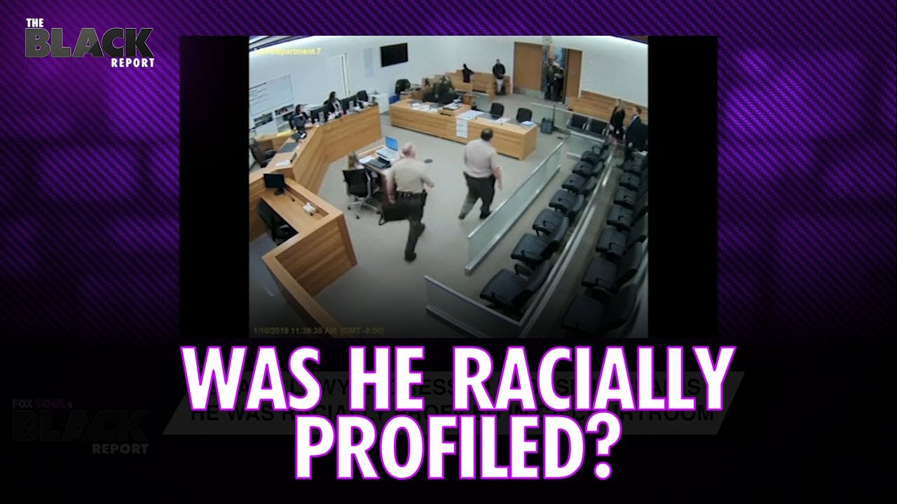 Black Lawyer Dressed in Dashiki Claims He was Racially Profiled NEWS | FOX SOUL's Black Report