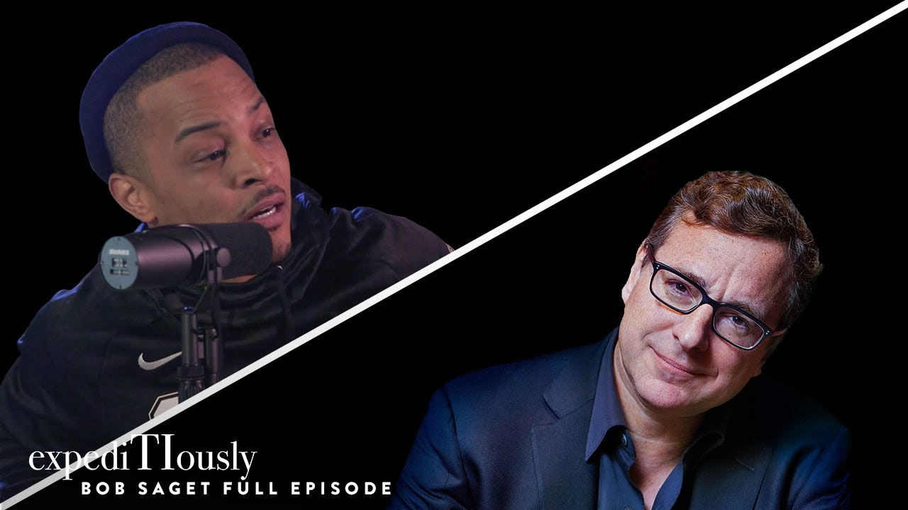 Bob Saget: America's Dirtiest Dad | expediTIously Podcast