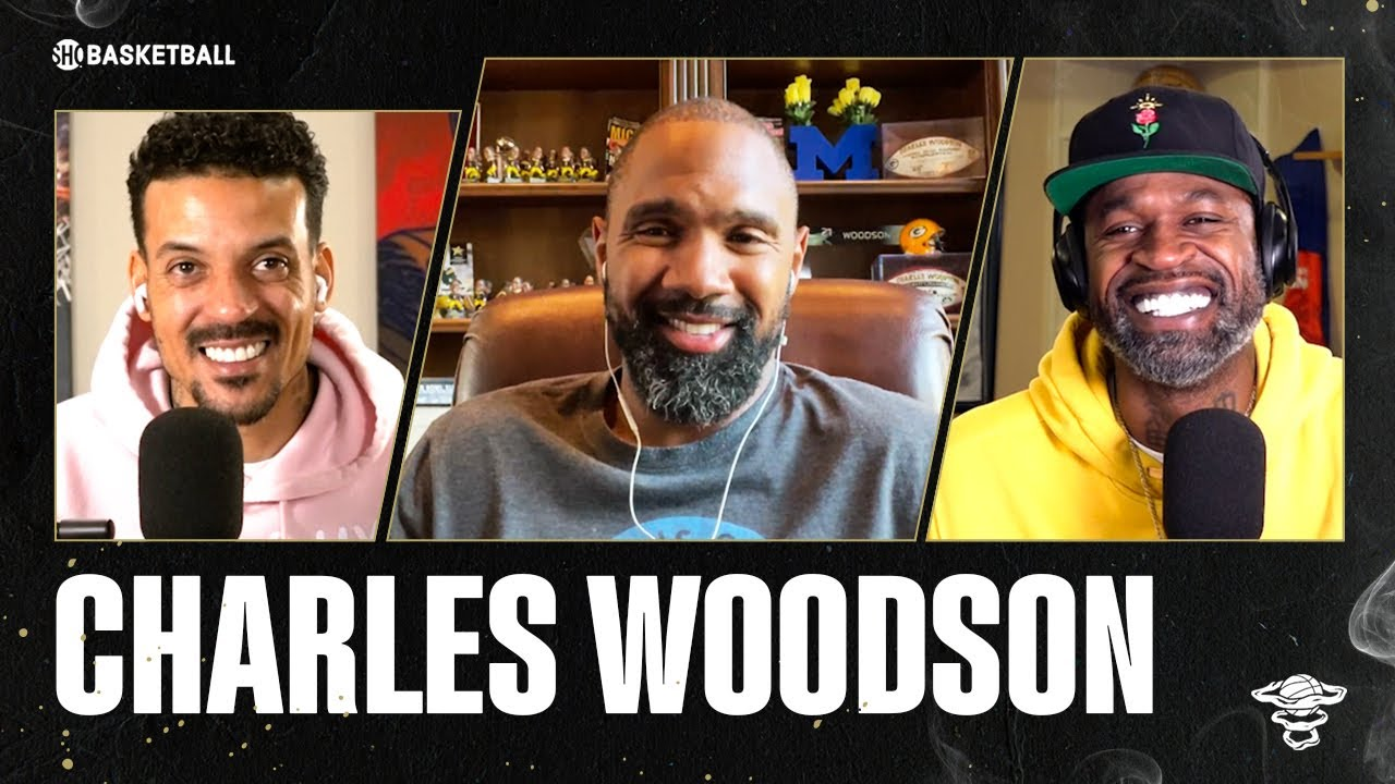 Charles Woodson | Ep 68 | ALL THE SMOKE Full Episode | SHOWTIME Basketball