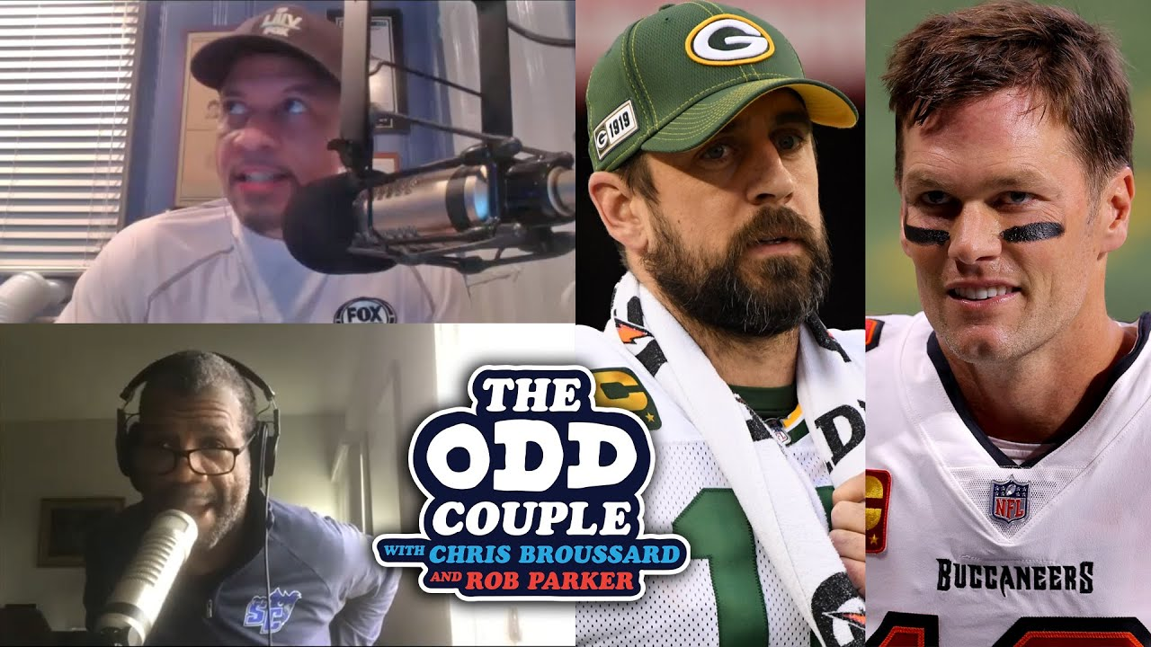 Chris Broussard & Rob Parker - Tom Brady OR Aaron Rodgers Needs This Super Bowl the Most?