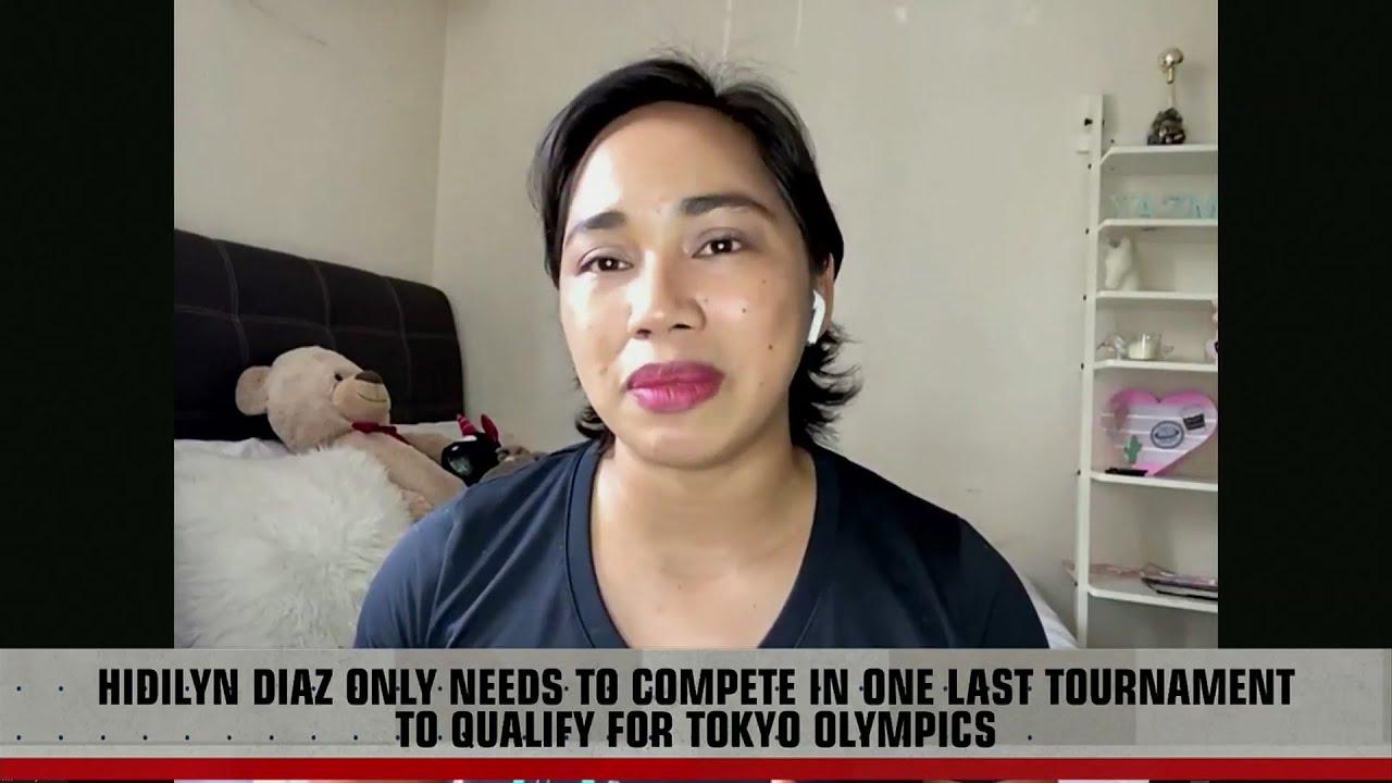 Diaz's Olympic standing, postponement reaction