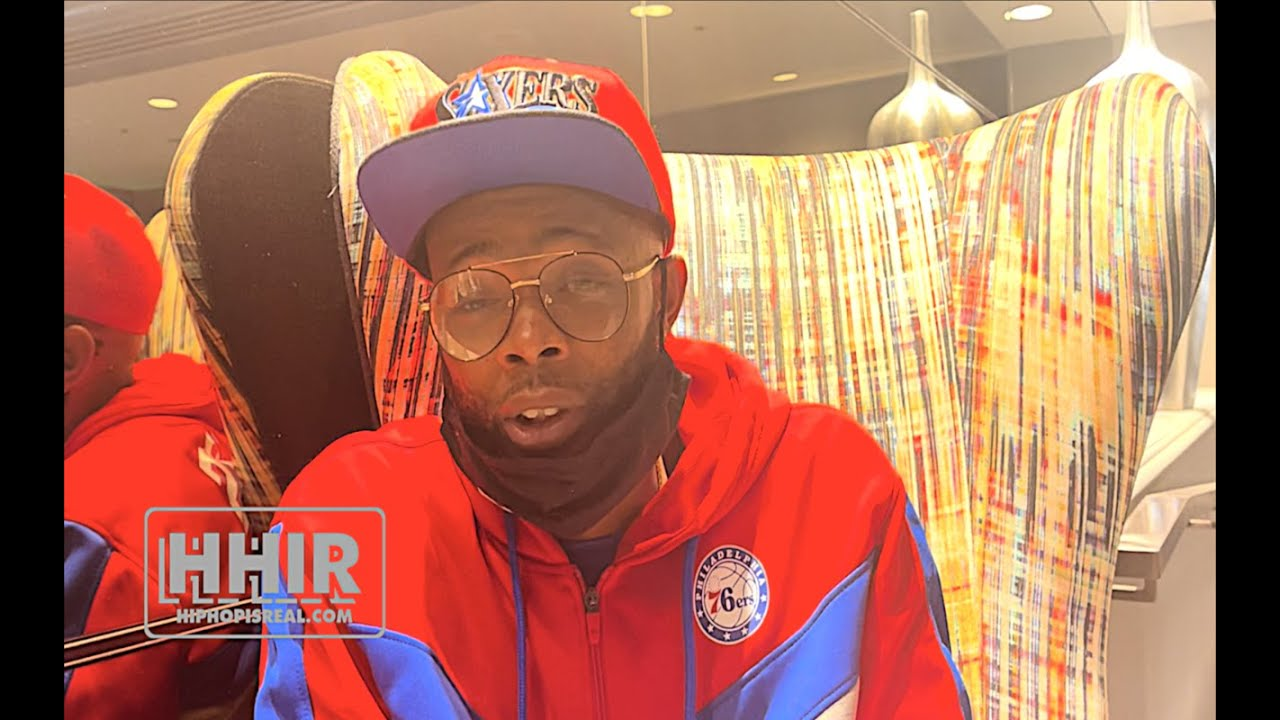 """EZ DA BLOCK CAPTAIN SETS THE RECORD STRAIGHT ON BATTLING T-TOP """"T-TOP COULD ANGLE BUT I GOTTA ???"""""""