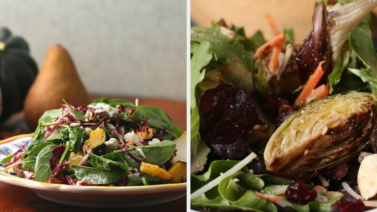 Fall Salads To Help You Stay Healthy