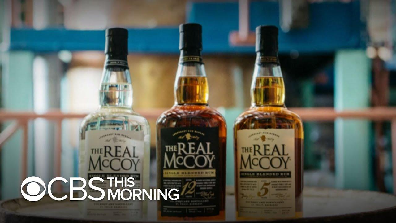 Filmmaker-turned-rum distiller shares The Real McCoy's journey