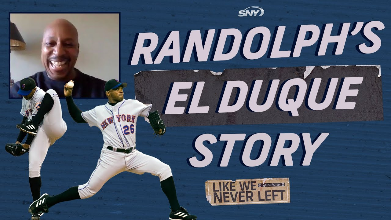 Former New York Mets manager Willie Randolph shares an El Duque story from 2006   SNY