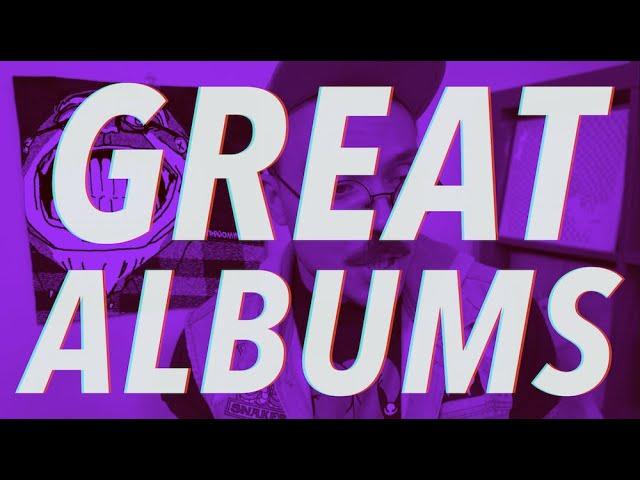 GREAT ALBUMS: November 2020