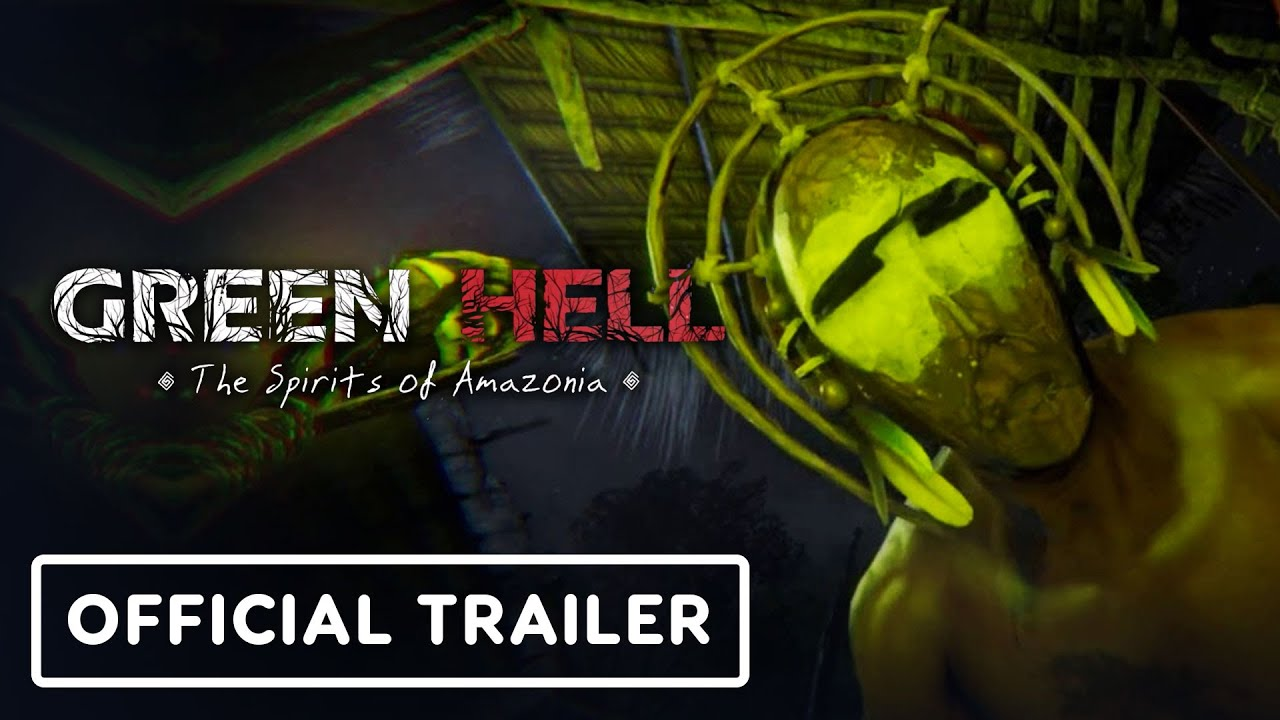 Green Hell: Spirits of Amazonia - Official Reveal Trailer
