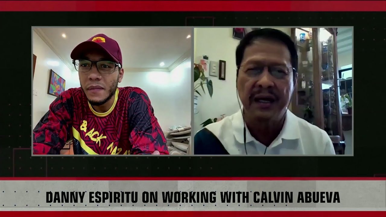 How Calvin Abueva's manager has been helping him