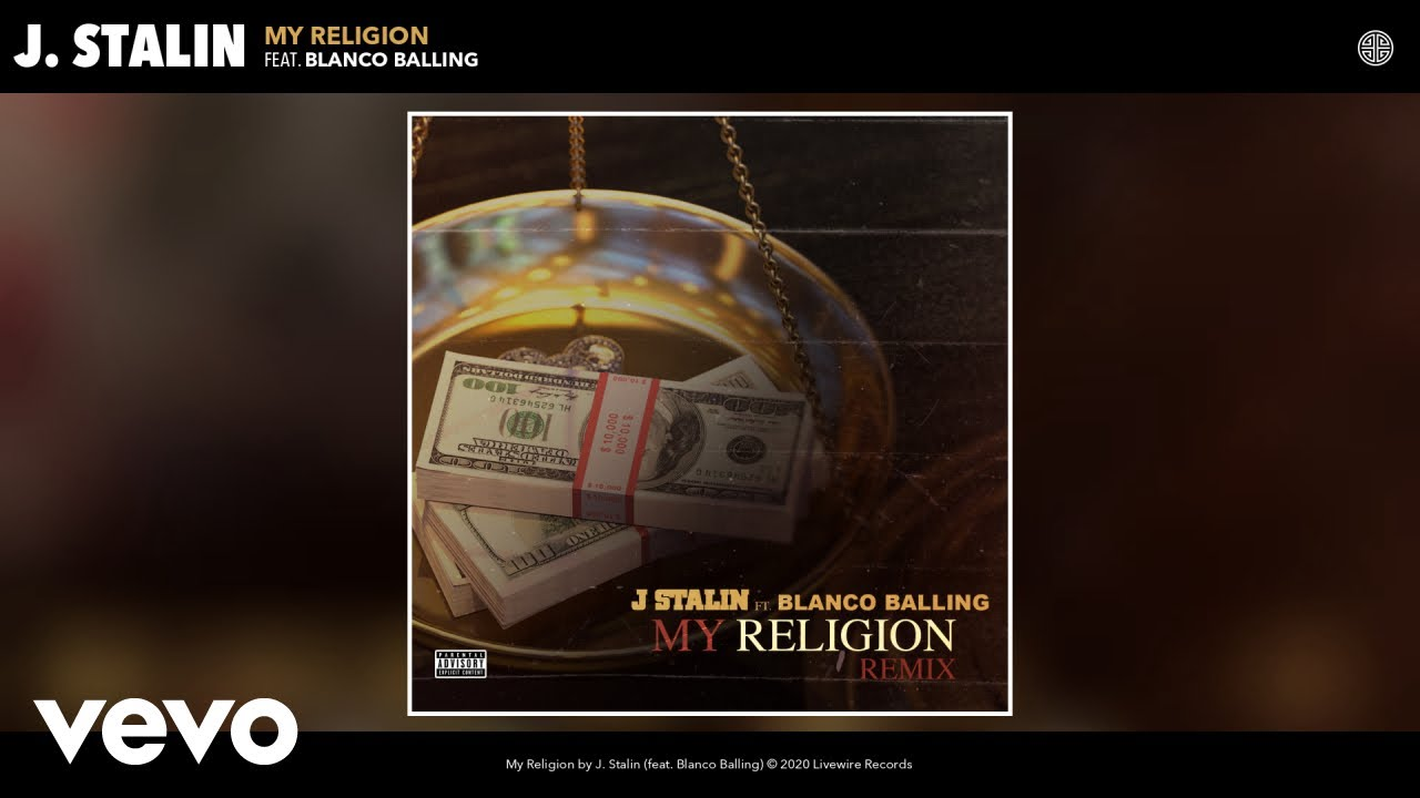 J. Stalin - My Religion (Remix) (Audio) Remix ft. Blanco Balling