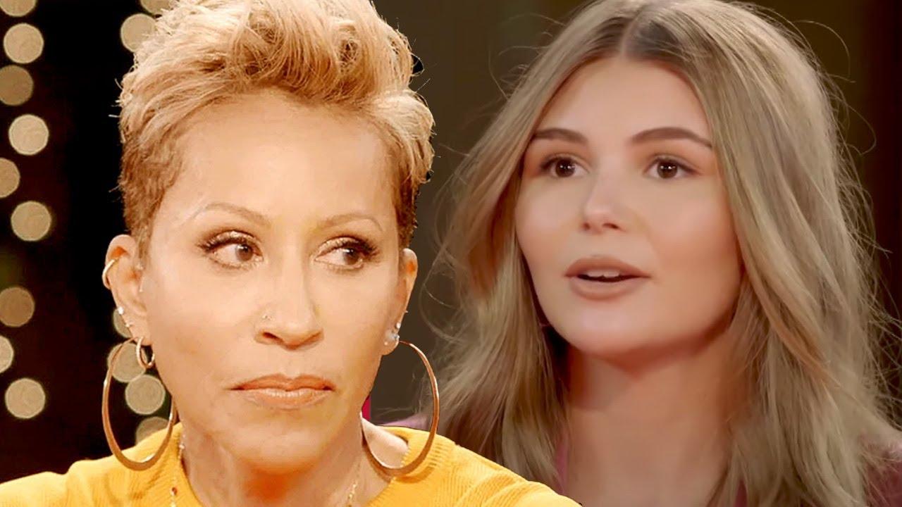 Jada Pinkett Smith's Mom OPPOSED Olivia Jade's Red Table Talk Appearance