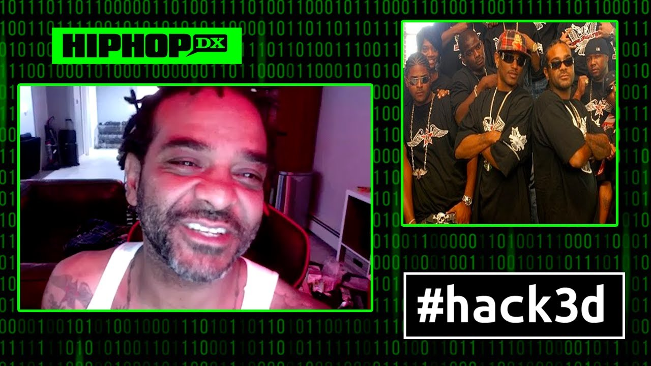 """Jim Jones & Cam'ron Would Bring """"30 Gangstas"""" To Church Every New Years 