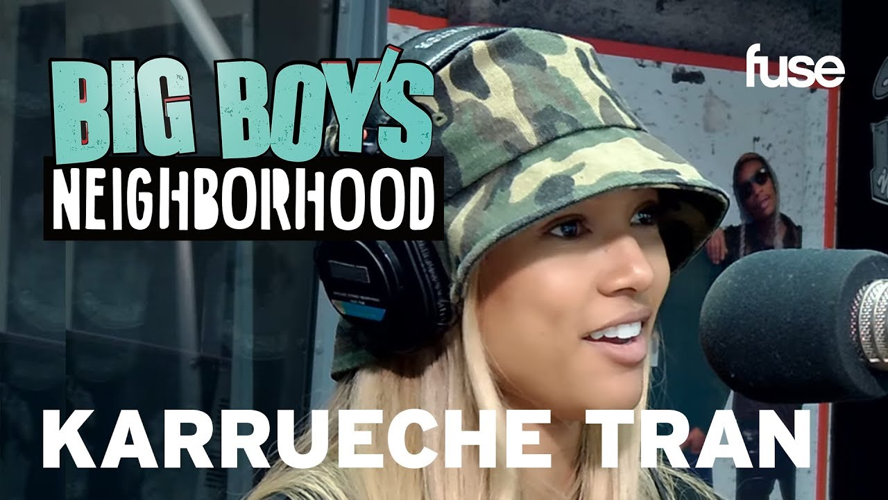 Karrueche Talks Celebrity DM's & Her Dream Acting Role   Big Boy x Fuse