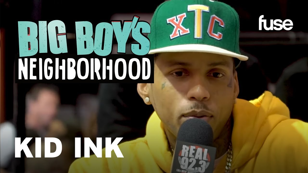 Kid Ink On Longevity & Staying Inspired | Big Boy x Fuse