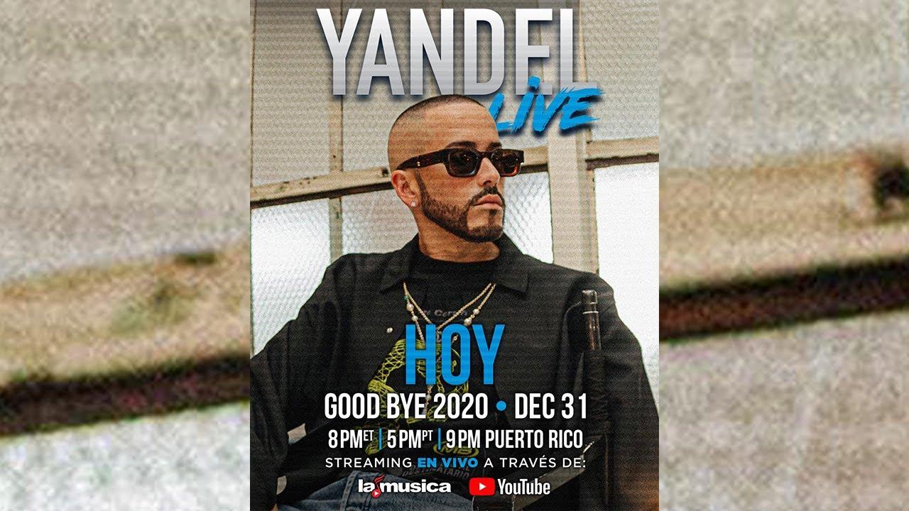 La Musica Presenta Yandel Live - Goodbye 2020