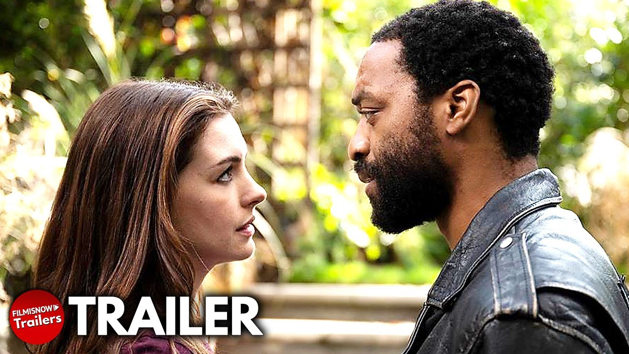 LOCKED DOWN Trailer (2021) Anne Hathaway Quarantine Heist Dramedy
