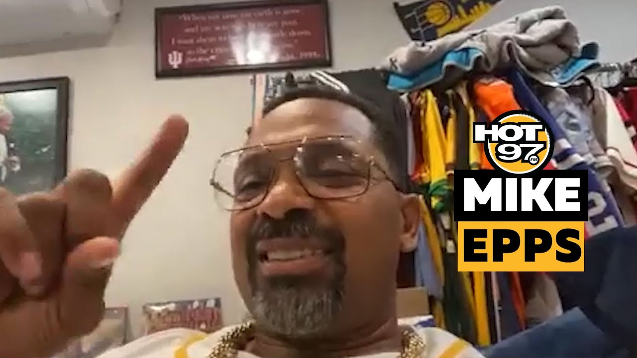 Mike Epps Says He'd Put Feud Aside w/ Kevin Hart For 'Harlem Nights 2020' Film + Talks Comedy Verzuz