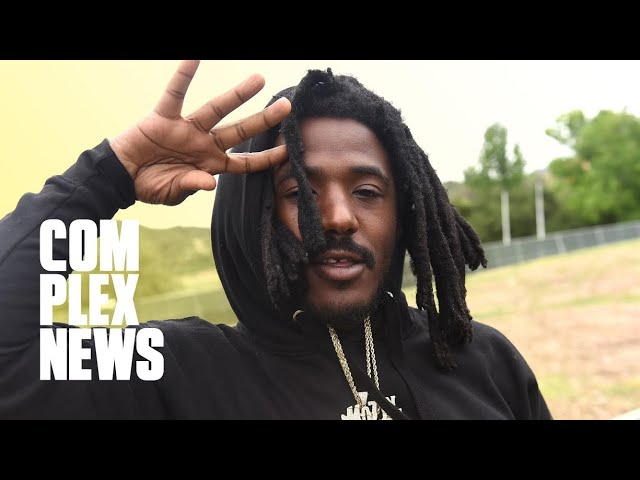 Mozzy Explores Growth with New Album & Keeps Things Honest on His Lean Habit