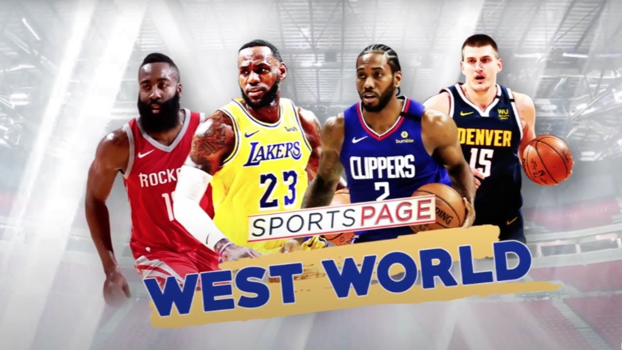 NBA: Western Conference Semis | Sports Page
