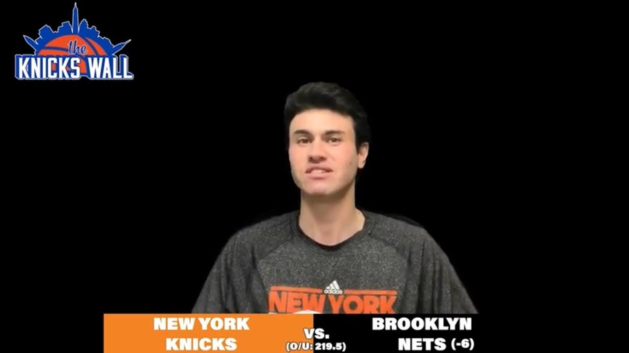 New York Knicks vs Brooklyn Nets Betting Preview: January 13th, 2021