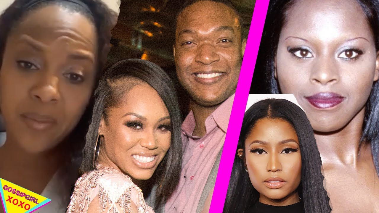 Nicki Minaj & Foxy Brown FALL OUT?? Monique Samuels Best Friend is EXPOSING her with a TELL ALL