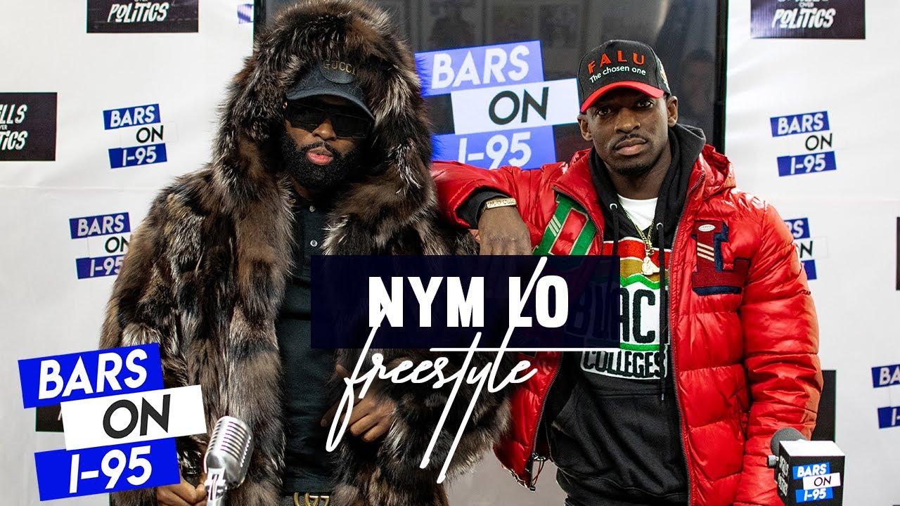 Nym Lo Bars On I-95 Freestyle