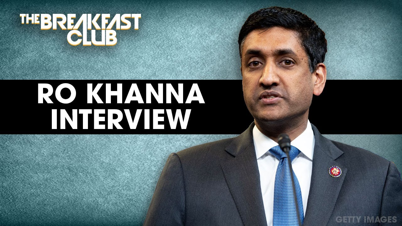 Ro Khanna On Diversity In The Tech World, Election Lessons + More