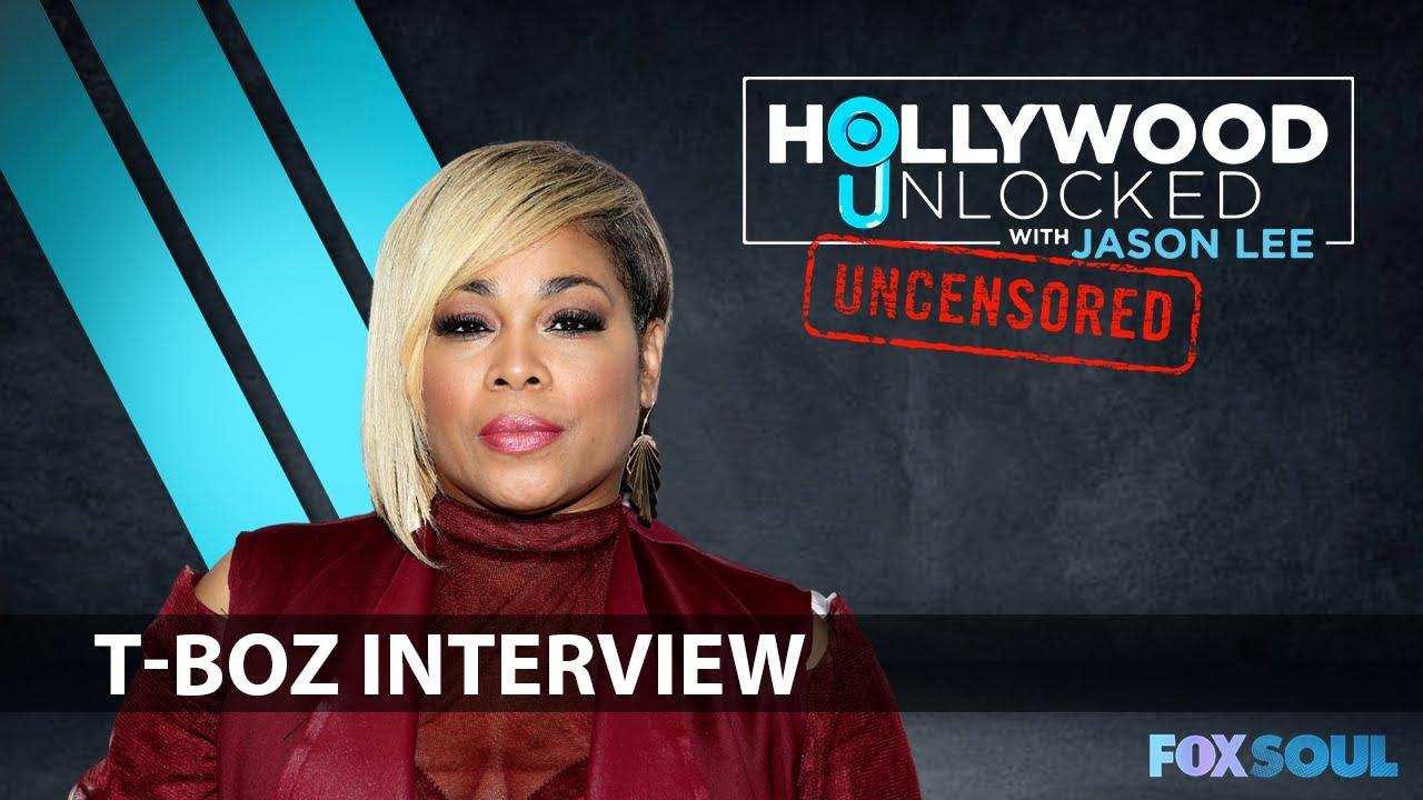 T-Boz on Starting Jason's Radio Career & Preserving Left Eyes Legacy | Hollywood Unlocked UNCENSORED