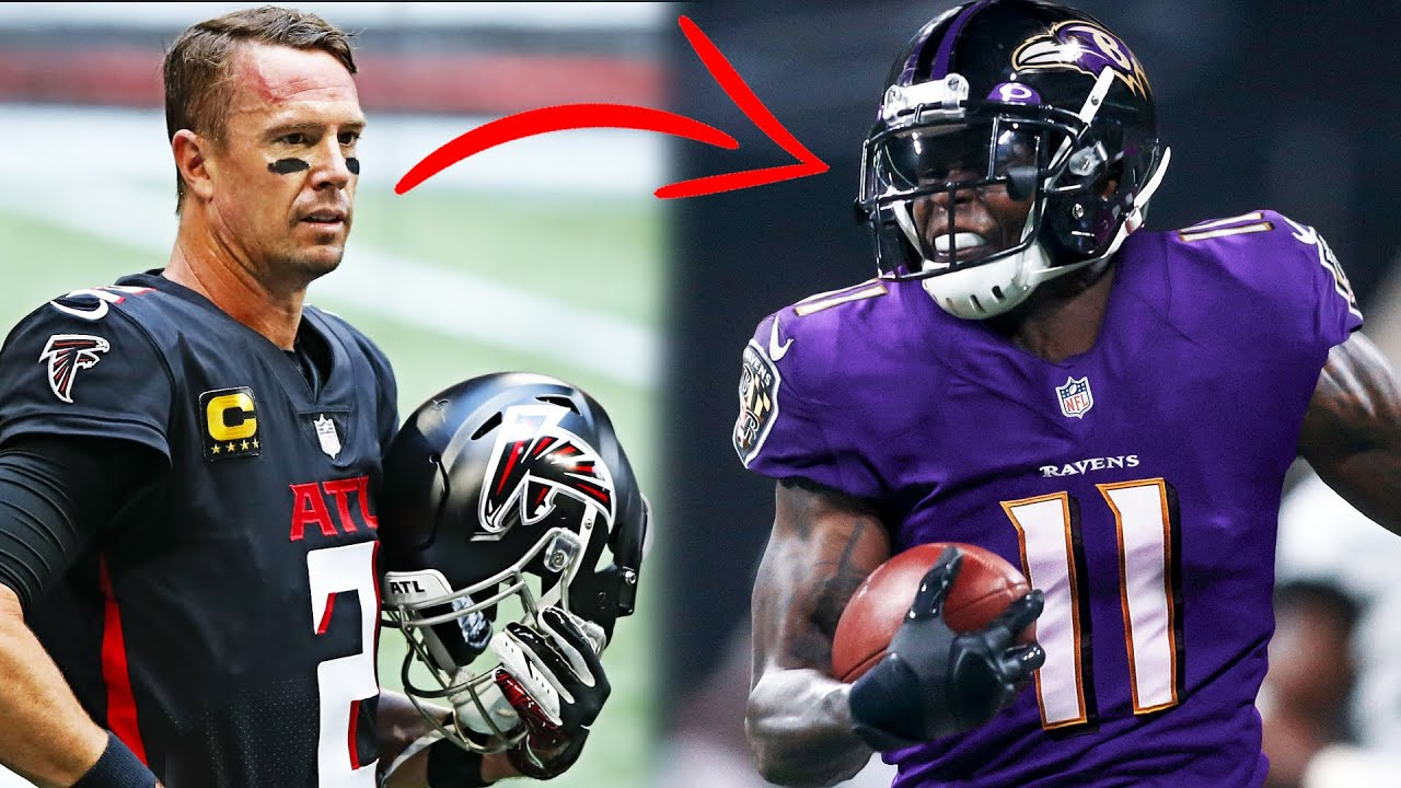 THE ATLANTA FALCONS ARE TRADING JULIO JONES & MATT RYAN? (NFL TRADE DEADLINE RUMORS)