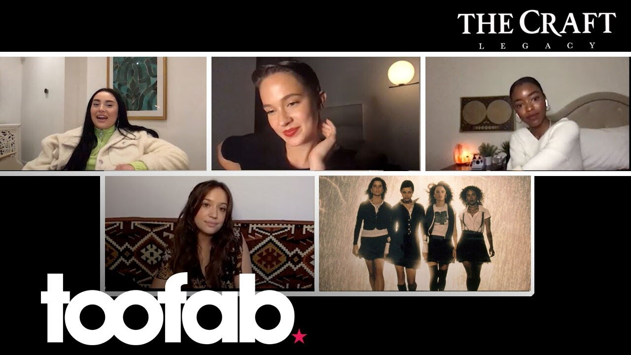 'The Craft' Spoilers: Cast Spills on THAT Cameo from OG Star | toofab