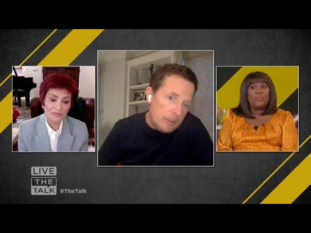 The Talk - Michael J. Fox on Parkinson's Fight, Ozzy Osbourne & Muhammad Ali