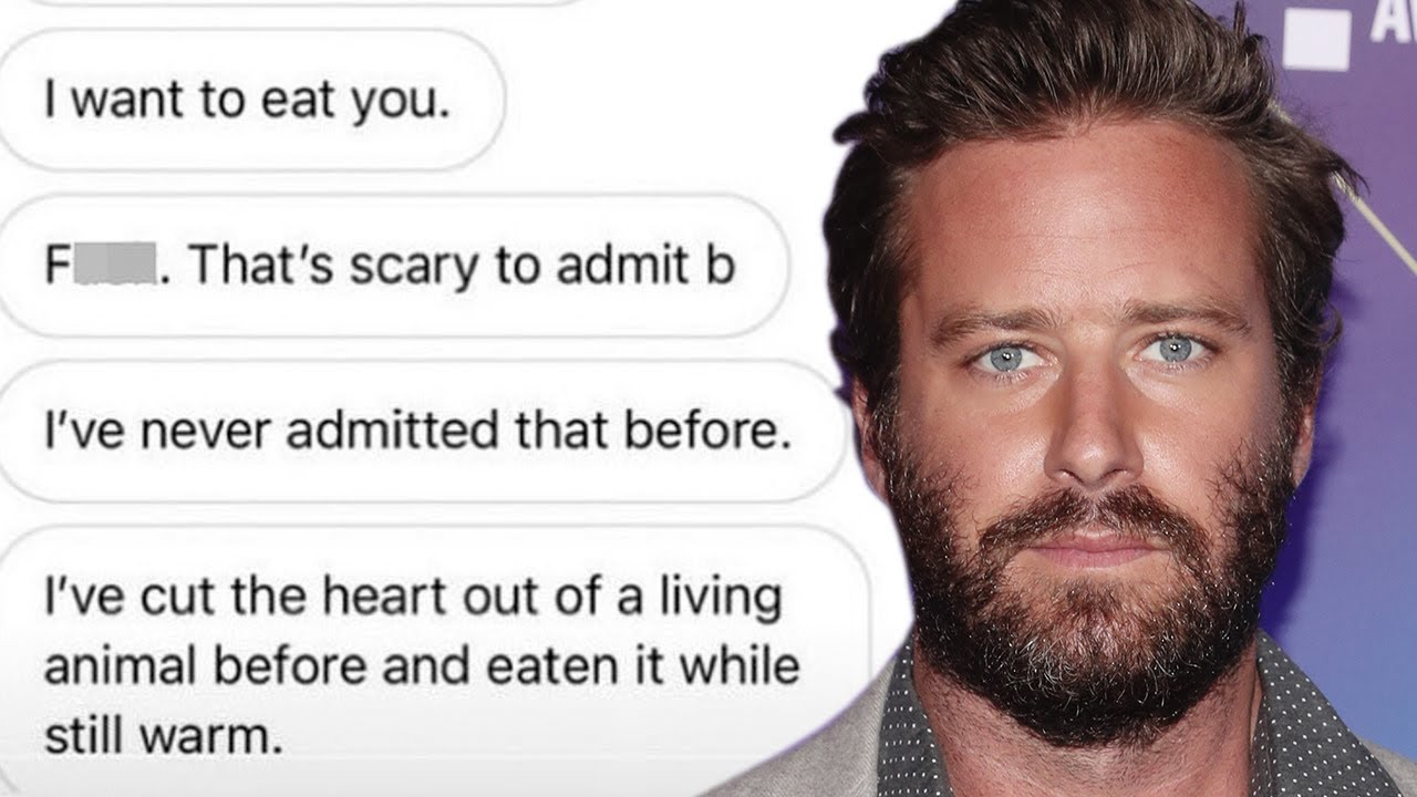 The TRUTH behind Armie Hammer's LEAKED DMs About Alleged 'Cannibal Fantasy'