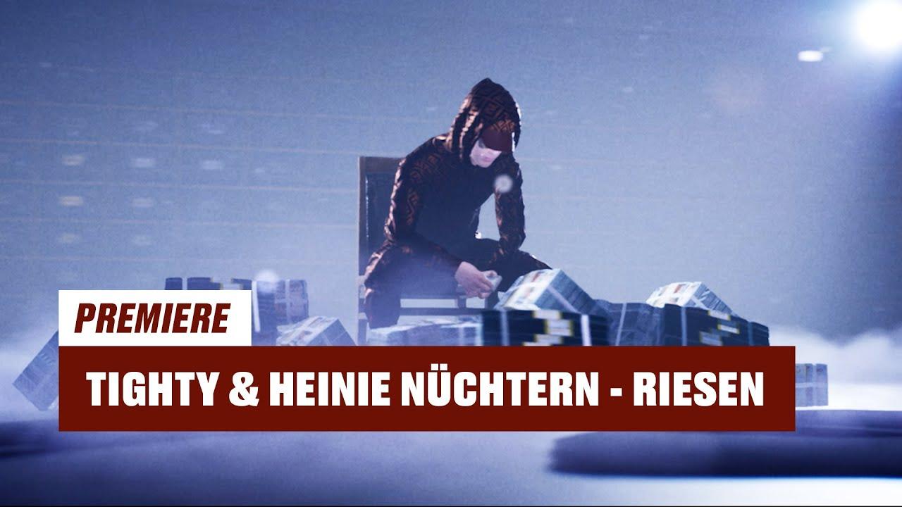 Tighty & Heinie Nüchtern - Riesen (prod. by TAPEKID) | 16BARS Videopremiere