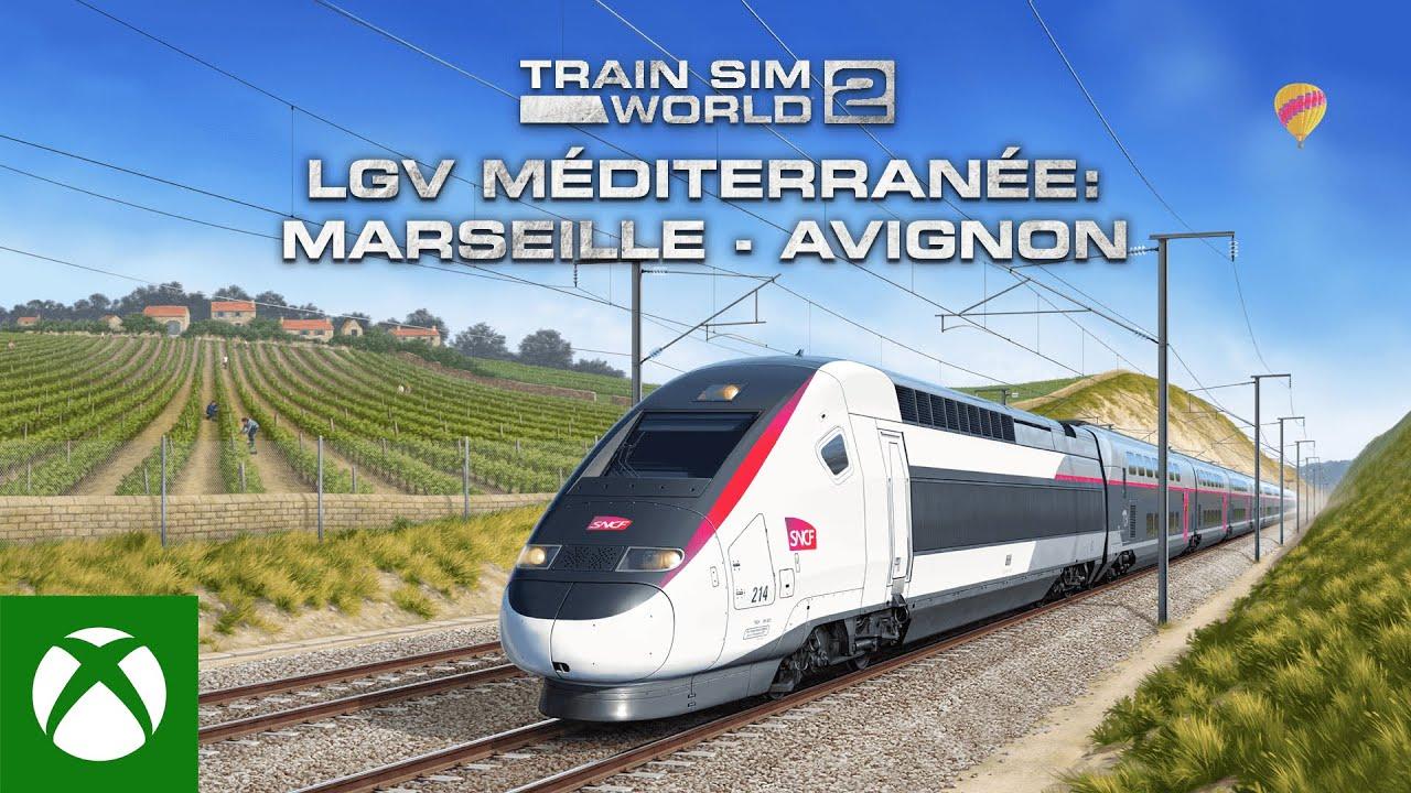 Train Sim World 2: LGV Méditerranée - Out Now