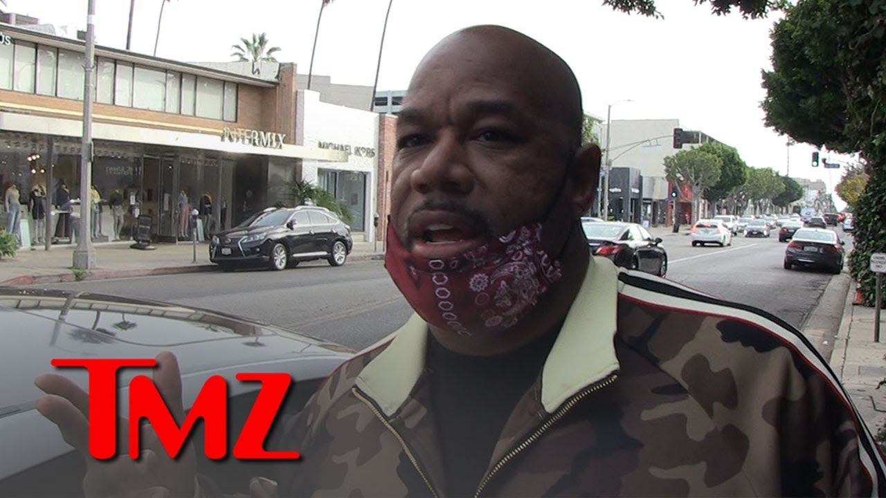 Wack 100's Lesson from Street Brawl, 'Stay Ready' to Face Bad People   TMZ