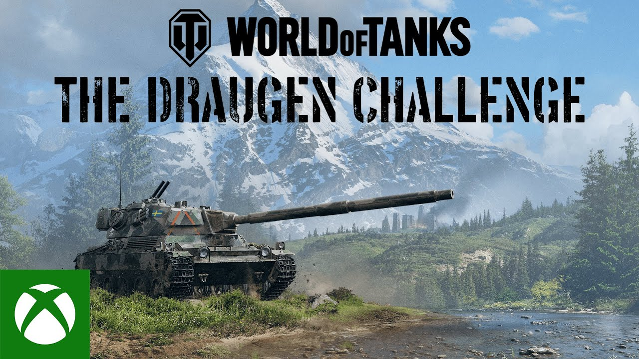 World of Tanks: Action Heroes - The Draugen Challenge