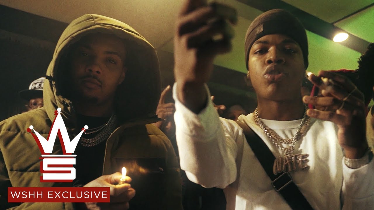 """24 Nate - """"Glizzy Up"""" feat. G Herbo (Official Music Video - WSHH Exclusive)"""