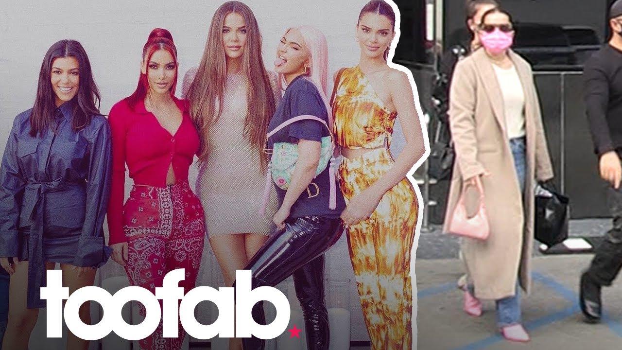 Addison Rae Won't Name Her Favorite Kardashian Sister, Either | toofab