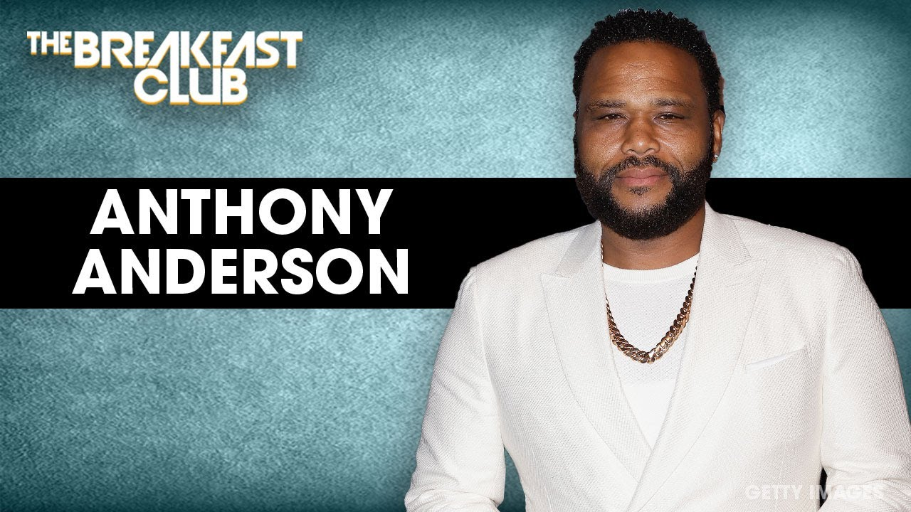 Anthony Anderson On Telling Black Stories, 'Black-Ish' Legacy + More
