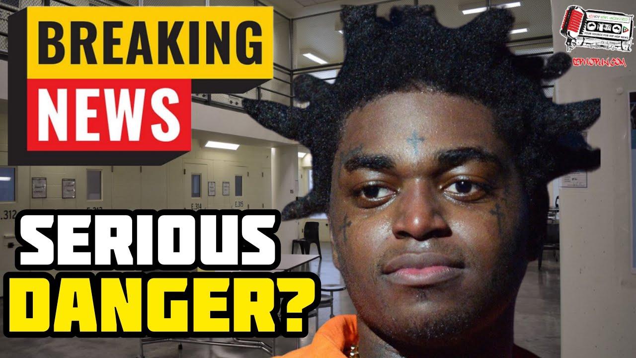 BREAKING: Kodak Black In Serious Trouble Might Not Make It In Prison?