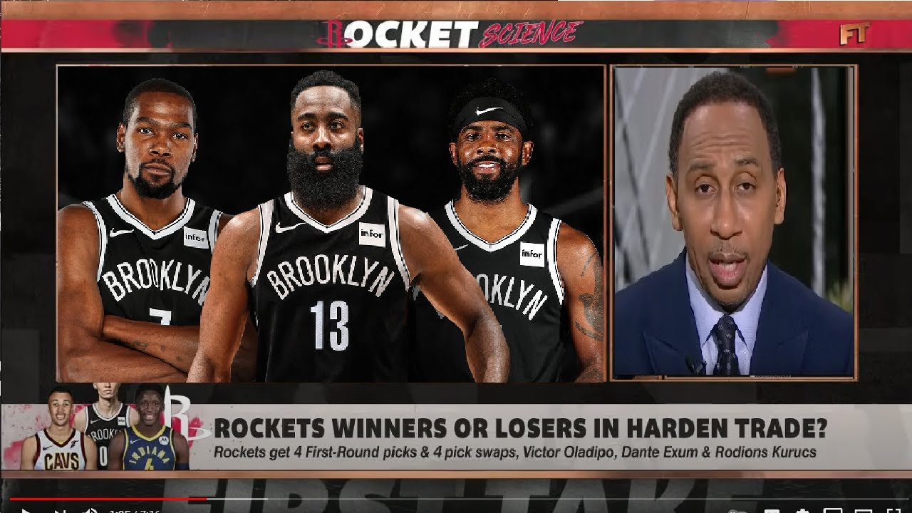 [BREAKING NEWS] James Harden SHOCKED by Kyrie Irving, Urban Meyer, Trevor Lawrence | IsmokeSports