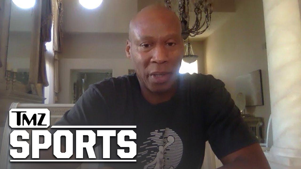 Byron Scott Emotional On Anniversary Of Kobe Bryant's Death, 'Unbelievable Person' | TMZ Sports