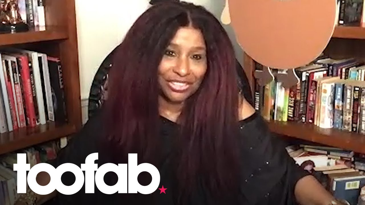 Chaka Khan Is Working on a Biopic and Knows Exactly Who Should Play Her | toofab