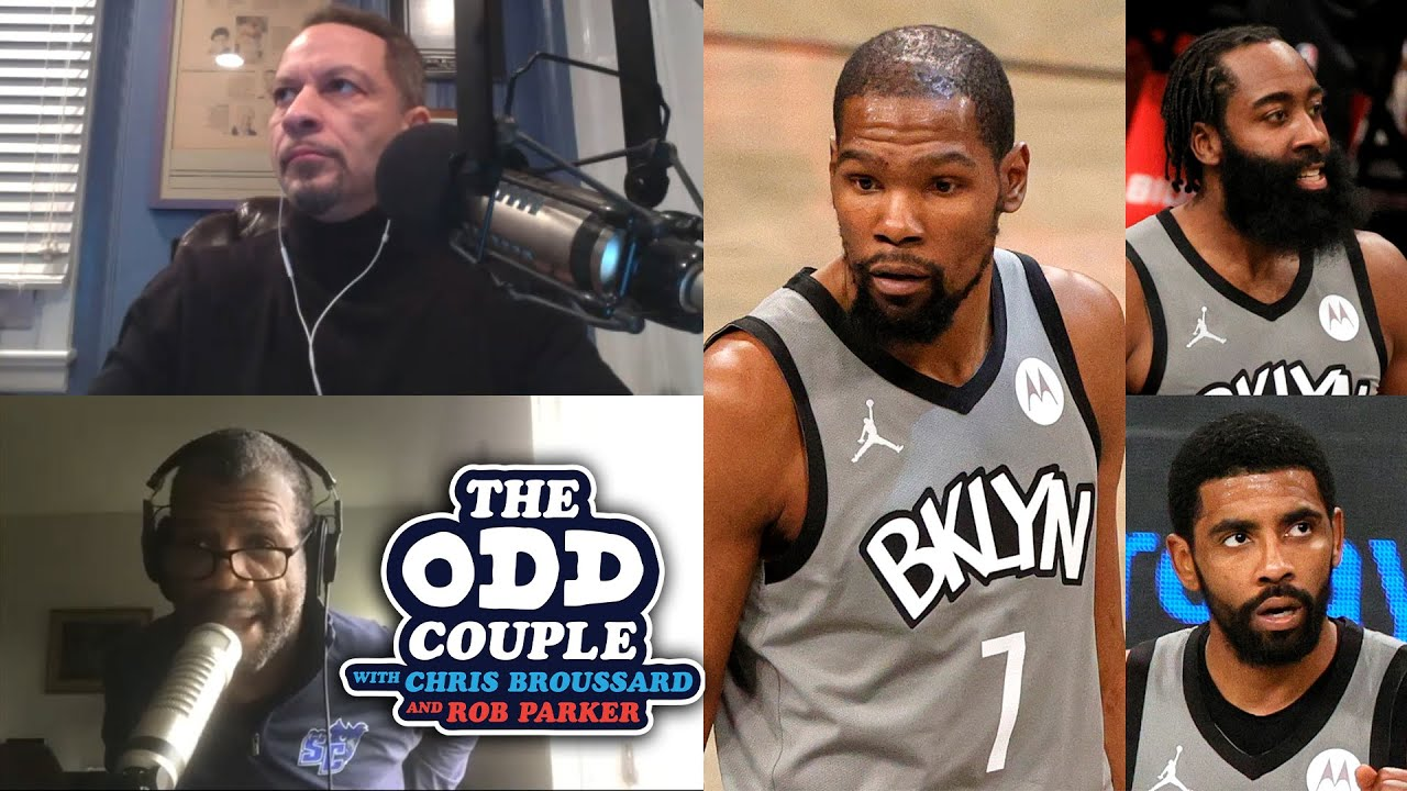Chris Broussard & Rob Parker - Brooklyn Nets Have a 'Defense' Problem