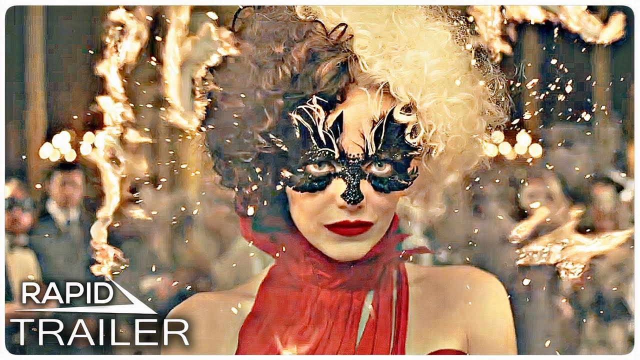 CRUELLA Official Trailer (2021) Emma Stone, Disney Movie HD