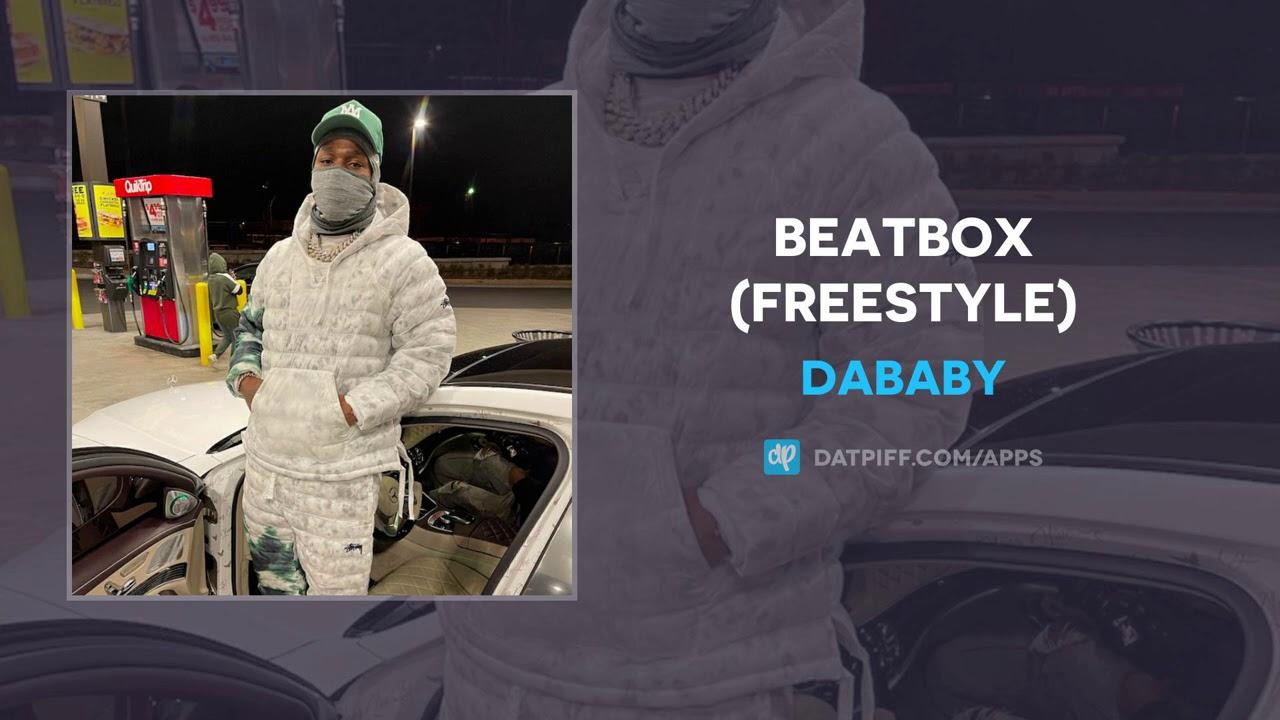 DaBaby - Beatbox (Freestyle) (AUDIO)