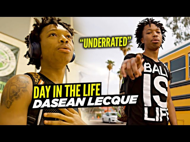 "Dasean Lecque ""UNDERRATED"" Ep. 1 