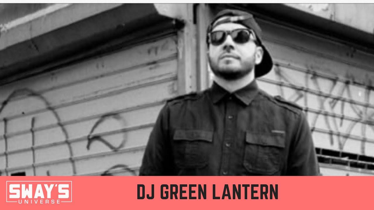 DJ Green Lantern Talks New Album 'Long Story Short'   SWAY'S UNIVERSE