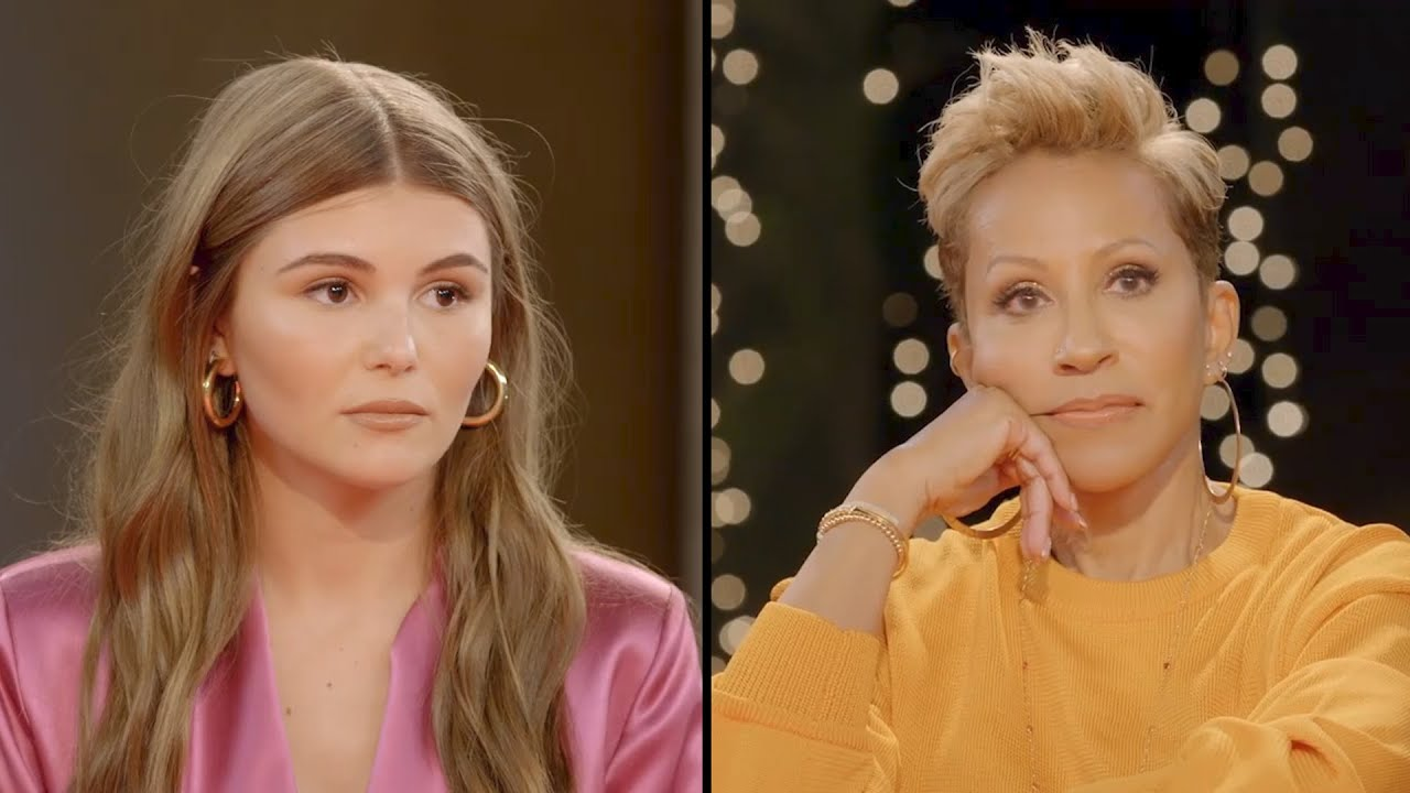 Go Gammy! Adrienne Banfield Norris Calls Out Olivia Jade's White Privilege On 'Red Table Talk'