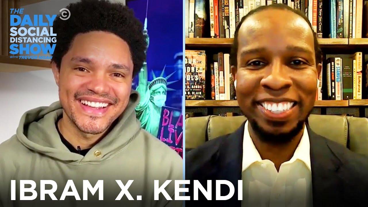 Ibram X. Kendi - Honoring Black America's Diverse History | The Daily Social Distancing Show