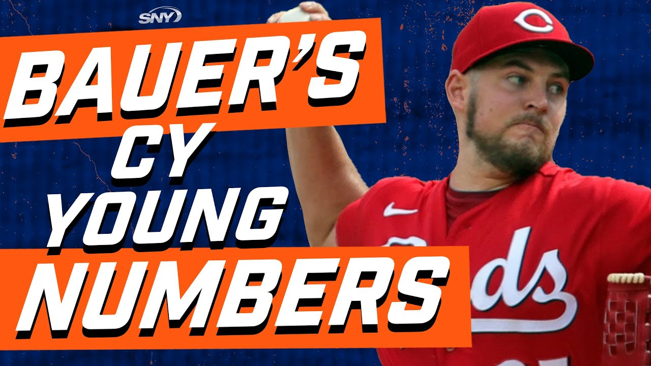 Inside the numbers of Trevor Bauer's 2020 Cy Young season | New York Mets | SNY